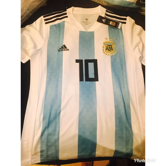 uk availability a0085 461d1 2018 World Cup Argentina Lionel Messi jersey